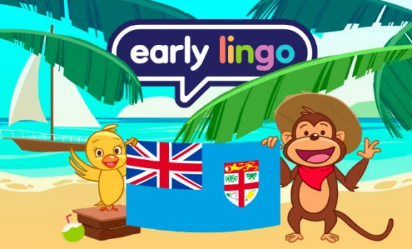 Early Lingo Learning System Now Screening for Fiji Viewers on Sky Pacific Flights