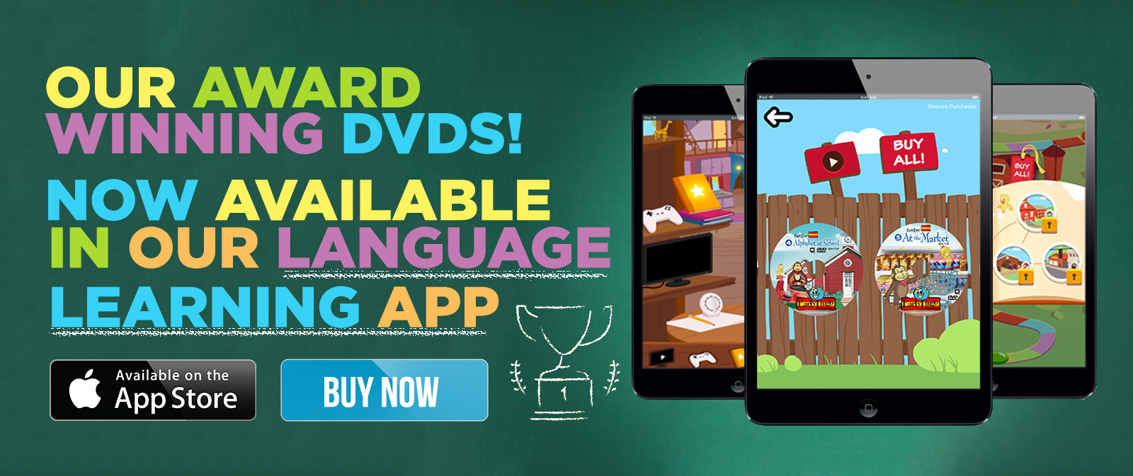 Buy Language Learning App Now - Early Lingo